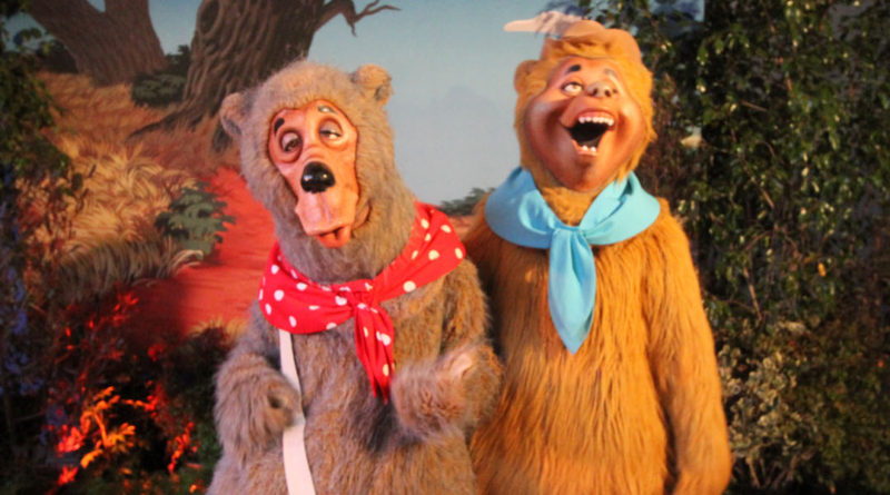 Country Bears - APDays - Featured