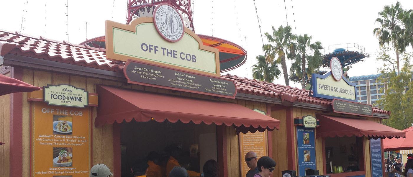 1st Look – Menus – 2017 Disney California Adventure Food and Wine Festival