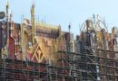 More of the Guardians of the Galaxy: Mission Breakout! Facade Revealed (several pictures)