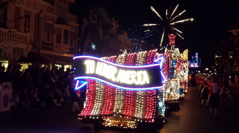 Main Street Electrical Parade - Featured