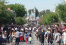 #Disneyland Main Street USA @ 3pm