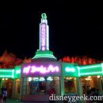 Ramone's in Cars Land at Disney California Adventure