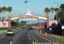 Arriving at Walt Disney World