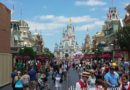 #WDW #MagicKingdom Main Street USA