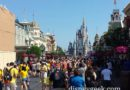 Starting my day at the Magic Kingdom #WDW