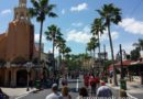 Sunset Blvd at Disney's Hollywood Studios