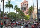 Sunset Blvd & Tower of Terror at Disney's Hollywood Studios