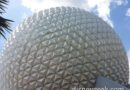 Next stop Epcot – Spaceship Earth