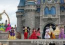 Let the Magic Begin – Magic Kingdom opening #WDW