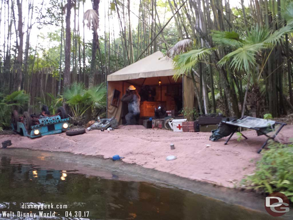 Jungle Cruise - Gorilla Camp