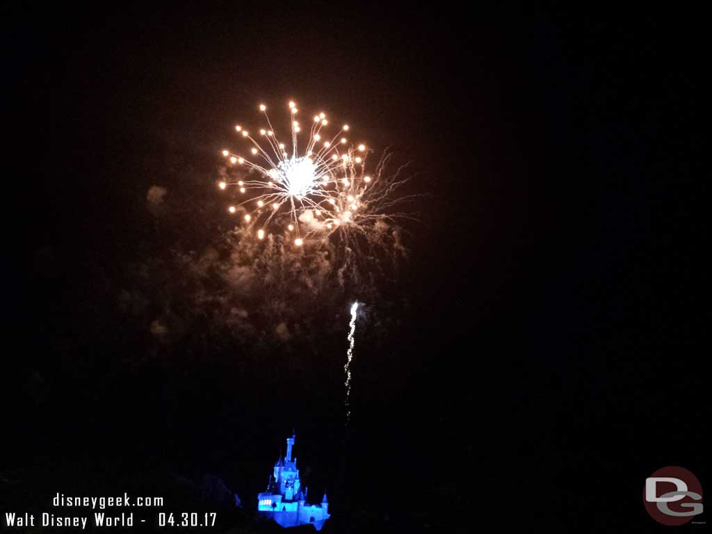 Wishes - The Beast's Castle in the foreground