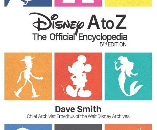 Disney A to Z The Official Encyclopedia