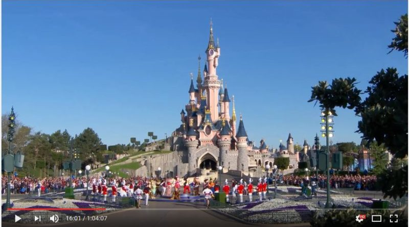 Disneyland Paris 25th Replay