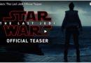 Star Wars: The Last Jedi – Official Teaser Trailer & Images