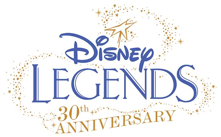 Disney Legends Logo - 30th Anniversary