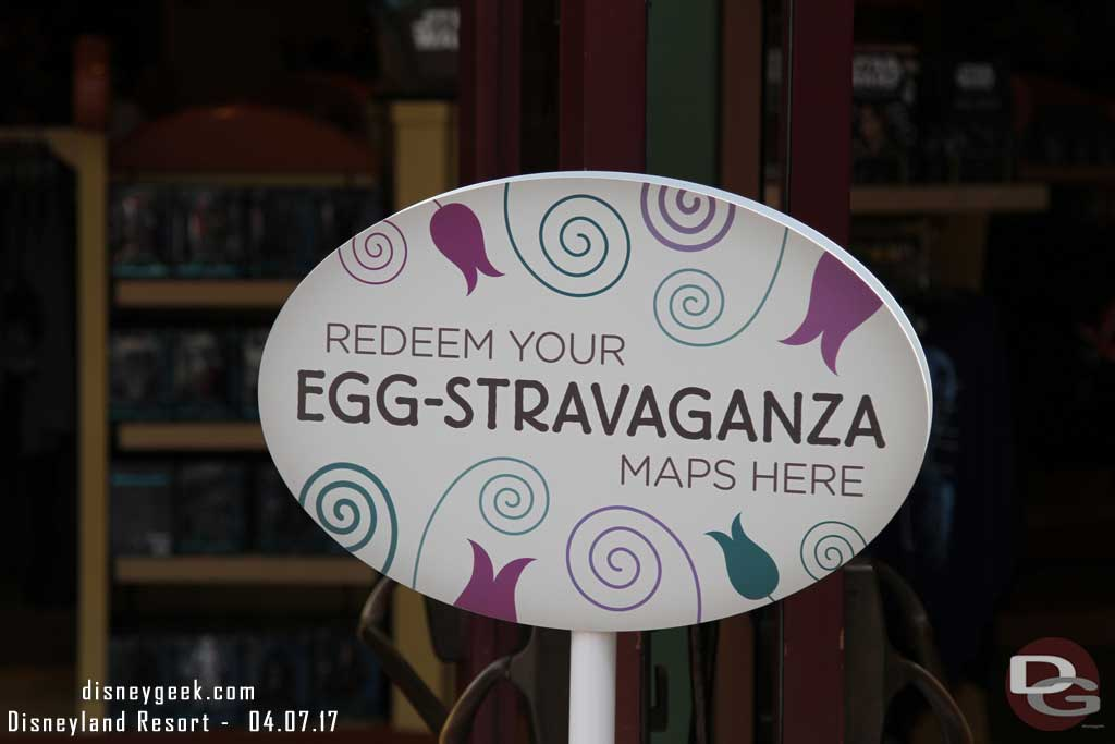 2017 Egg-stravaganza @ Downtown Disney