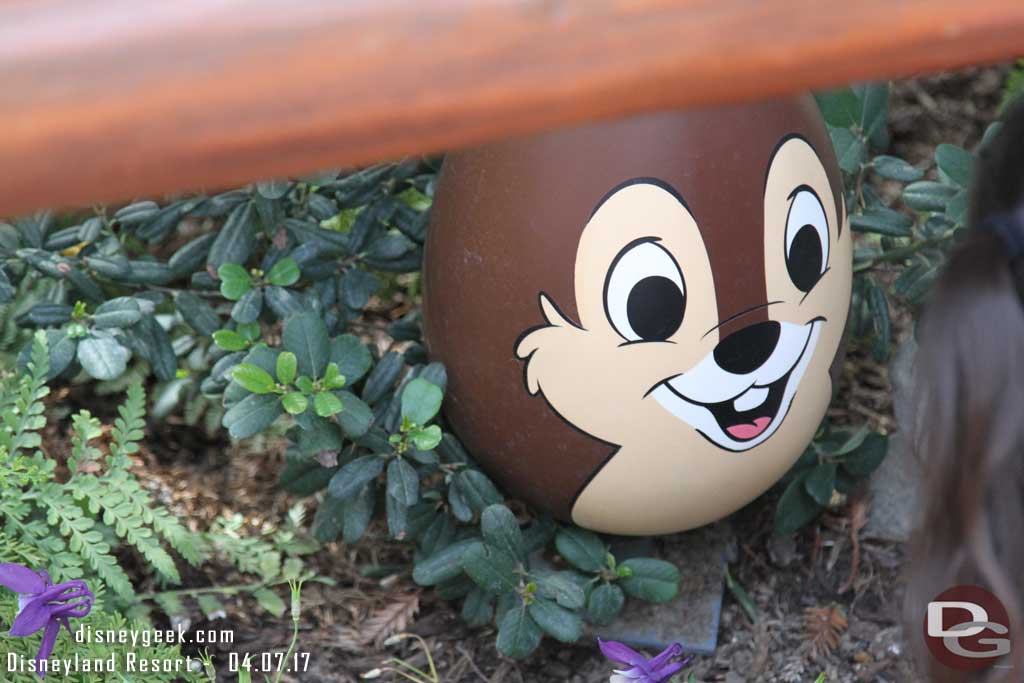 2017 Egg-Stravaganza @ Disney California Adventure