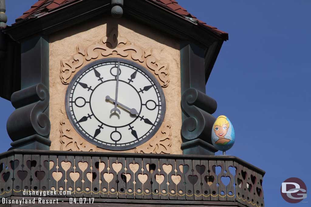 2017 Egg-Stravaganza @ Disneyland