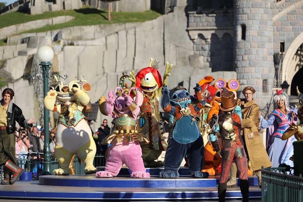 Disneyland Paris 25th Anniversary - Celebration