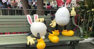 Tokyo Disneyland Pictures from Daynah Taken On 4/17