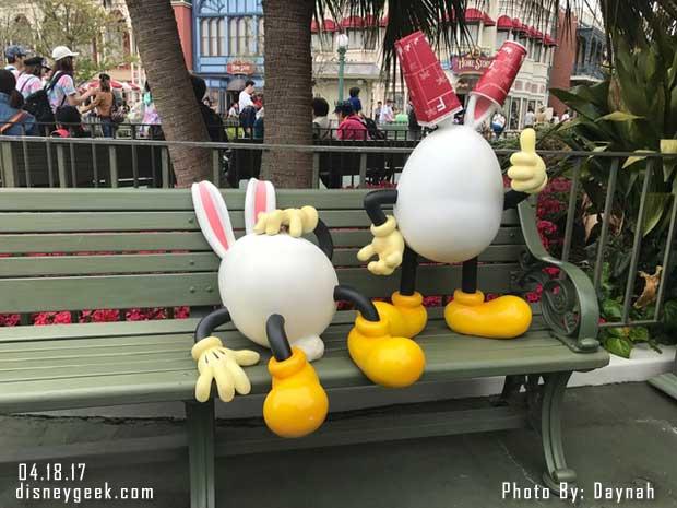 Tokyo Disneyland - Usatama