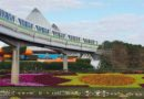 WDW Day 1 – Arrival & A Relaxing Morning at Epcot
