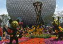WDW Day 4 – Epcot – Future World Topiaries