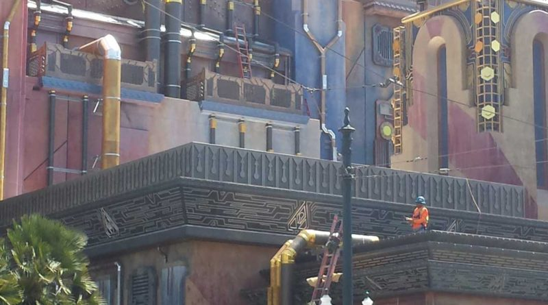Guardians of the Galaxy Mission Breakout - 4/21