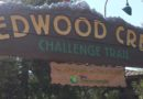 #EarthWeek activities in Redwood Creek Challenge Trail (several pics)