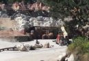 Disneyland Star Wars Construction Check (4/21)