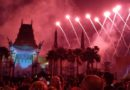 WDW Day 2 – Event at Disney's Hollywood Studios (Star Wars Construction & Fireworks)