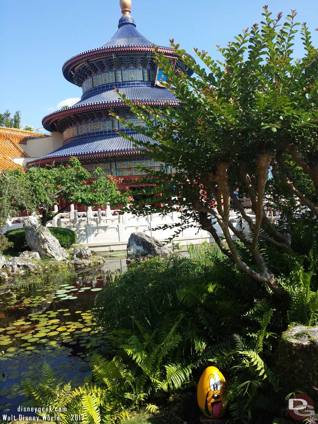 2017 Epcot Eggstravganza - China