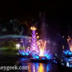 Rivers of Light finale at Disney's Animal Kingdom