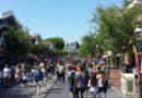 #Disneyland Main Street USA this afternoon