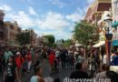 #Disneyland Main Street USA at 5:11pm