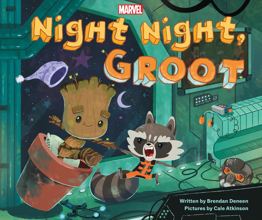 Night, Night Groot