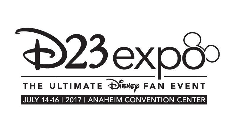 D23 Expo 2017 Logo