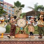 Disney Explorers Lodge Celebrates Its Grand Opening Today @ Hong Kong Disneyland Resort