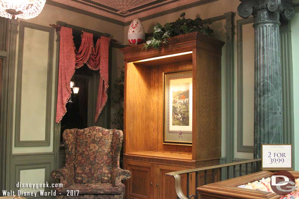 2017 Epcot Eggstravganza - United Kingdom