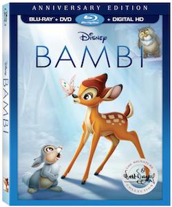 Bambi Walt Disney Signature Release