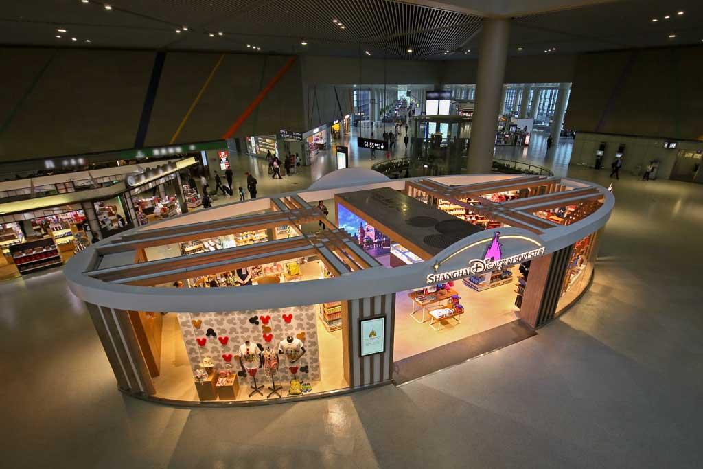 Shanghai Disney Resort - Hongqiao Airport Store