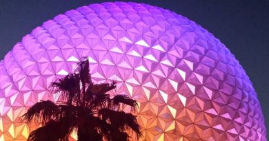 Epcot - Spaceship Earth - Featured