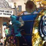 Pixar Play Parade has returned to Disney California Adventure (several pictures)