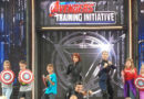 1st Look – Avengers Training Initiative (several pictures)