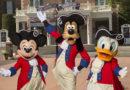 Walt Disney World 4th of July Events (Disney Release)