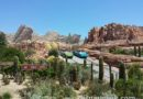 Ornament Valley in #CarsLand – now 5 years old