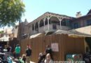 Disneyland Adventureland Renovation Projects (several pictures)