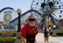 Mr. Incredible in Paradise Pier