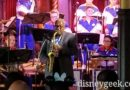 Ron Carter is the guest conductor at the 7:15 All-American College Band set