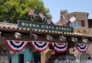 Starting my 4th of July weekend on Buena Vista Street